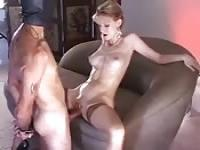 Slave of her pussy