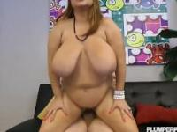 BBW Legend Samantha 38G Fucks Stud