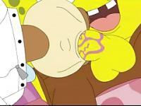 SpongeBob SquarePants at cartoon porn