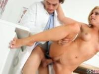 Doctor Deal with patient Lexi Belle in I Won't Tell If You Won't Tell
