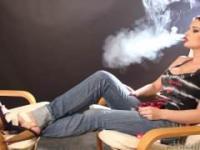 www.abbiecatfetish.com or www.smokingfetishbeauties.com