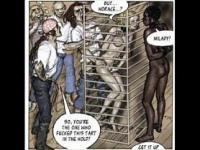 Big Tit Anime BDSM Fetish Comic
