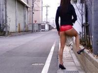 Sexy whore japanese crossdresser