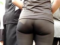 Joggers With Lovely Asses 2