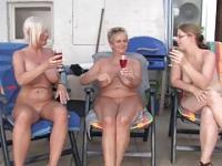 Lesbian Reife und Omas
