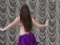 Belleza árabe Margarita Dyachenko Belly dance HD 720p
