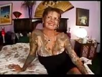 Tatooed Granny