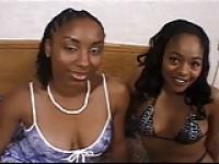 Big Ass Ebony Teens  freak out White cameraman