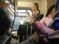 Train Flash Compilation (The Cumshots) pt 4