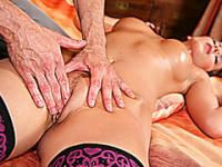 The New Massage Technique