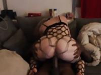 bubble butt blonde and BBC