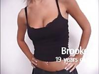 Busty Amateur Teen Blonde Fucked