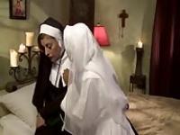 Belästigung im Kloster