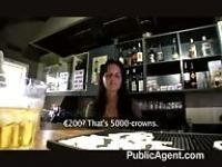 Pay the waitress to fuck
