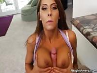 Madison Ivy is a really nasty bitch
