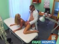 FakeHospital Dirty Arzt Schritte sexy Patienten Klaustrophobie zu heilen