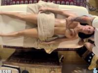 TrickySpa Client Fucks Masseur To Win Modeling Contest