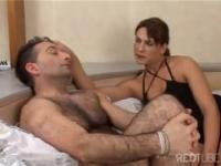CD eats cock before anal sex1