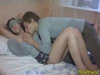 Russie cuckolding anal gf salope aimant