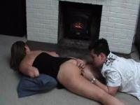 Ass Cumstraw amateur cuckold