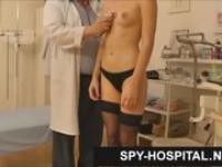Hässliche Arzt Aufnahme Patienten
