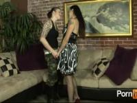 Beauty And The Butch 2 - scene 4