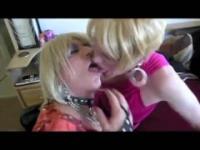 cd licking creampie