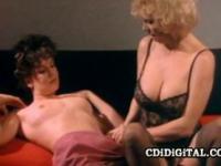 Pamela Jennings and Josephine Carrington - Lesbian Milfs Licking Time