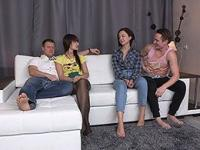 Junge Sex Parties - Teens ficken und geschwungen