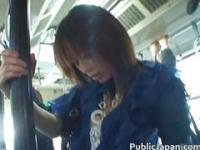 Akari Hoshino heißen Gangbang Sex