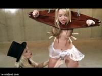 Femdom Fantasy BDSM - Alice im Ödland 1