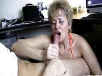 Gerade Porno Handjob