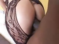 Black cock for this MILF