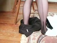 Stockage et skets Jerk Off Instruction