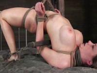 chanel preston in sexually broken, 2° scene