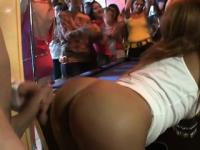 Fiesta de stripper salvaje y picante