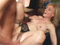 M I L F Nina Hartley
