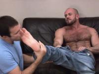 Gay bears feet