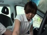 Schoolgirl tricked and used in Car