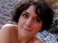 French MILF gets destroyed by her hubby on beach