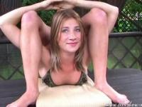 Extreme Contortionist Olesya