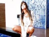 Andrezza Lyra - Brazilian Shemale - Making Of