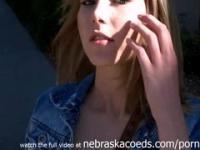 Fucking Amazing Hot Blonde Girlfriend Being Filmed by Ex Boyfriend Blowjob