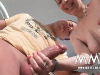 German granny enjoys getting a good fucking