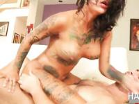 Damn brunette girl Bonnie goe pussy squirting time