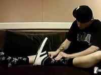 Cummy Feet With Str8 Ian - Ian Madrox