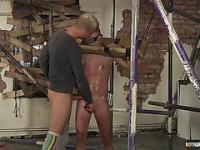 A Cock Stroking Frenzy For Corey - Corey Conor And Deacon Hunter