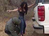 Impresionante Alejandra queda atrapado