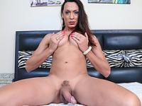 Tranny hot babe Anna Hickhiman wanted to fuck
