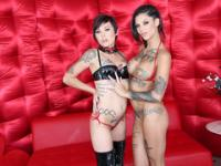 Bonnie Rotten and Sinful anal play